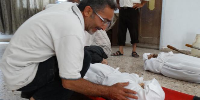 Selon Médecins sans frontières (MSF), 355 patients