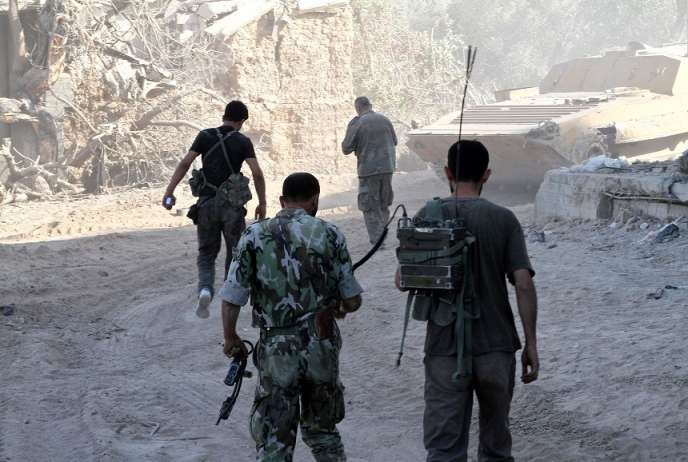 Syrie : la conférence de paix Genève 2 annoncée pour le 22 janvier