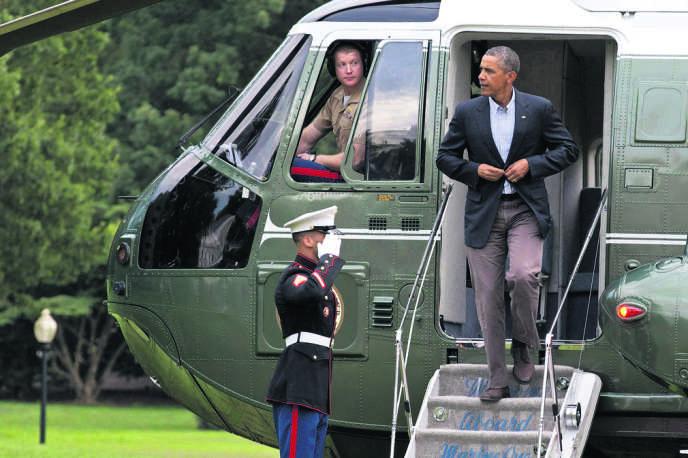 Barack Obama descend de