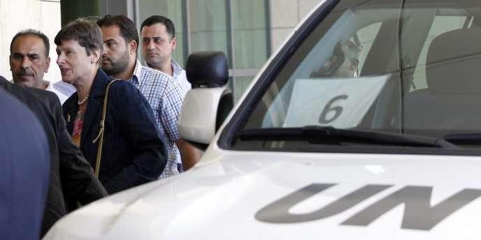 Les inspecteurs de l'ONU, arrivés le 18 août à Damas, ne pourront que déterminer si une attaque chimique a été menée, sans en désigner l'auteur.