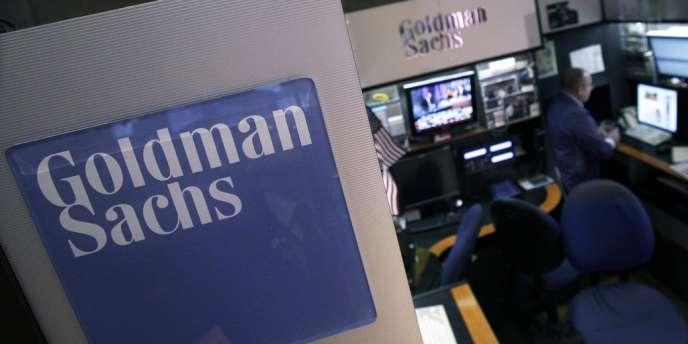 Goldman Sachs a mis à son crédit près de 100 milliards de dollars de transactions en une seule journée.