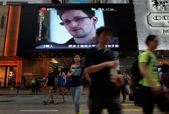Edward Snowden n'a pas été détecté par le programme de surveillance des employés des agences de sécurité américaines.