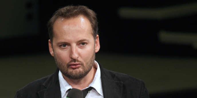 Joël Ronez, actuel directeur du pôle nouveaux médias, a pris la tête du Mouv'.