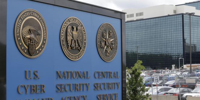 Le campus de la NSA à Fort Meade, dans le Maryland.