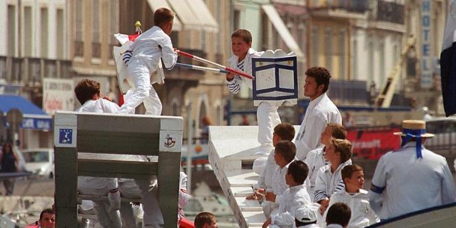 La joute nautique est reconnue comme un sport depuis 1960