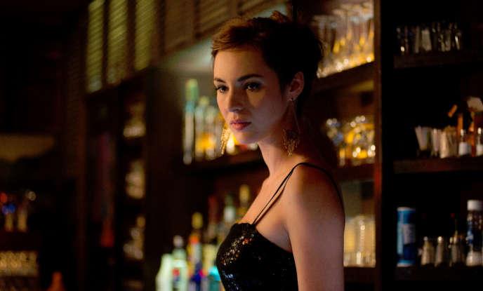 Louise Bourgoin dans le film français d'Axelle Ropert,
