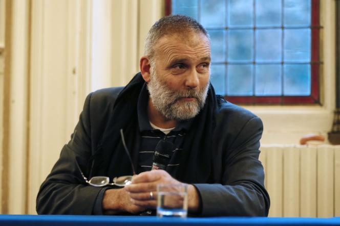 Paolo Dall'Oglio, ici le 25 septembre 2012 à Paris.