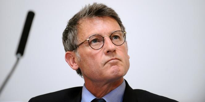 Le ministre de l'éducation nationale, Vincent Peillon, le 26 août à Toulouse.