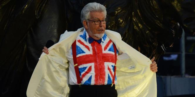 Rolf Harris, ici le 4 juin 2012.