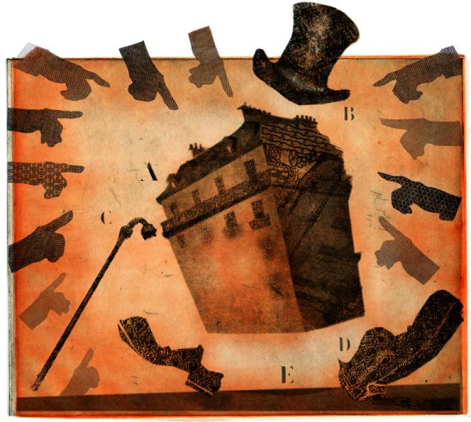 Une illustration de Sergio Aquindo.