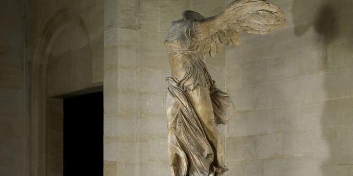 La Victoire de Samothrace.