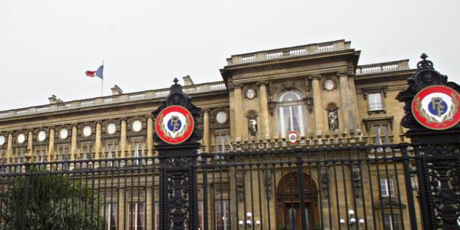 Le ministère des affaires étrangères distribue 3 millions d'euros de réserve parlementaire chaque année.