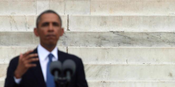 Après le rejet par le Parlement britannique du principe d'une intervention en Syrie, la Maison Blanche poursuit
