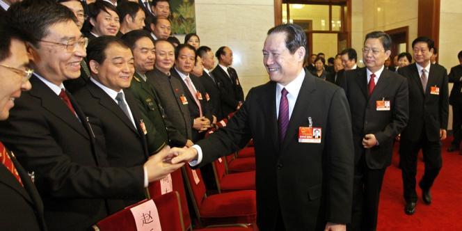 Zhou Yongkang, en mars 2011.