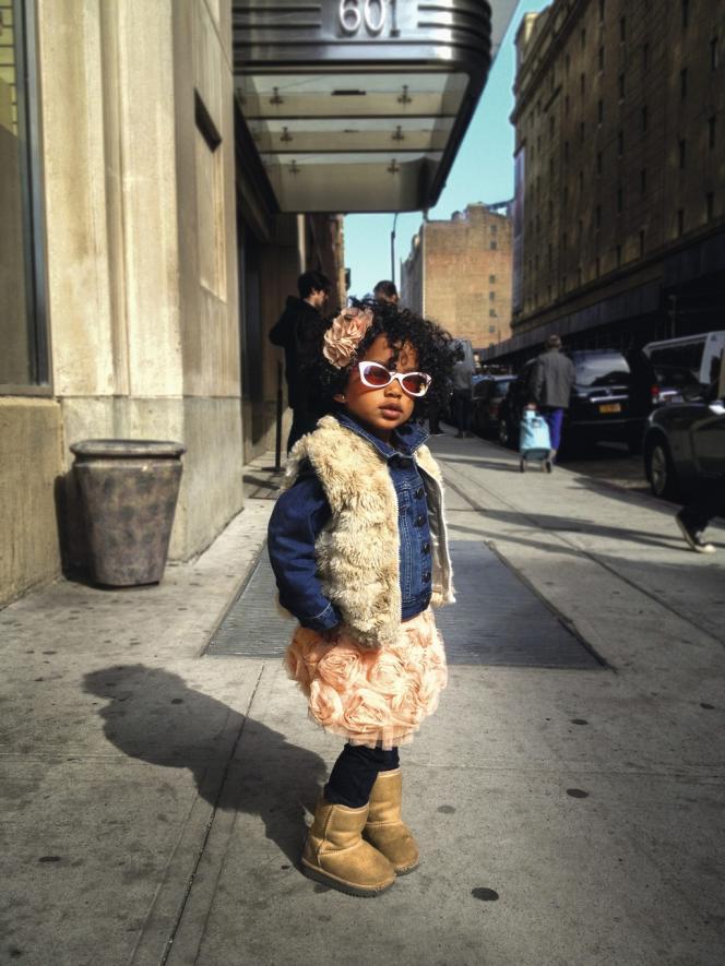 Le blog Hide and Go (Style) présente des photographies d'enfants remarqués dans la rue pour leur
