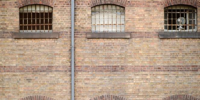 La prison d'Ensisheim.
