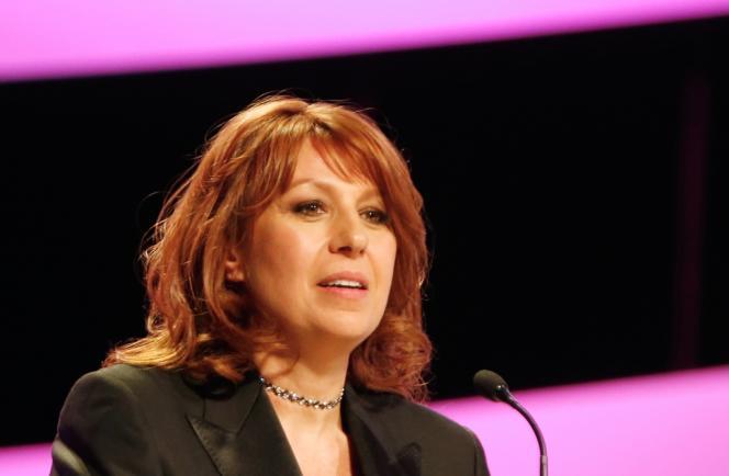 La comédienne de 47 ans avait été récompensée en février 2013 par le César de la meilleure actrice dans un second rôle pour