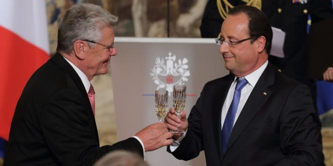 Le président allemand Joachim Gauck s'est toujours montré très soucieux de l'