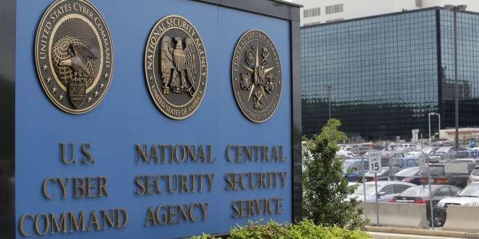 Le siège de l'Agence de sécurité nationale américaine (NSA), à Fort Meade, dans le Maryland.