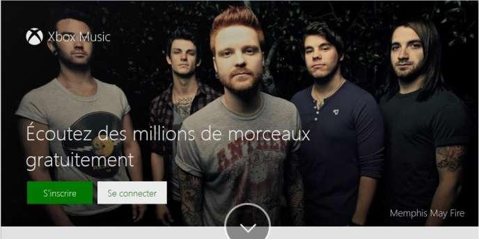 Microsoft offre désormais une option gratuite pour son service de musique, financée par la publicité.