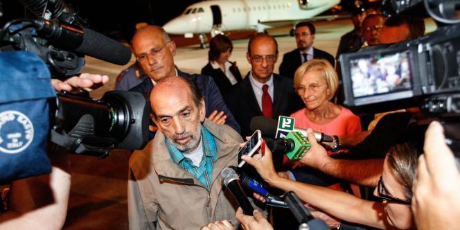 Domenico Quirico, journaliste du quotidien