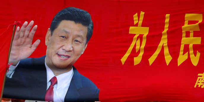 Xi Jinping se projette comme un