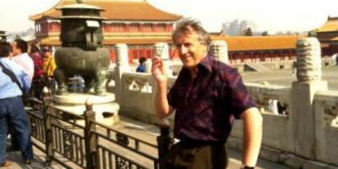 Alain Testart à Pékin en avril 2011
