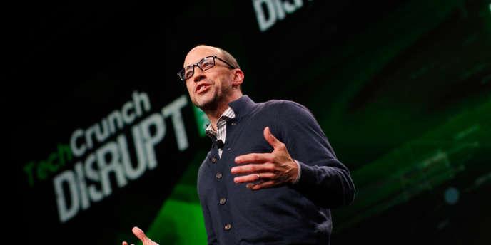 Dick Costolo, directeur exécutif de Twitter, à San Francisco, le 9 septembre.