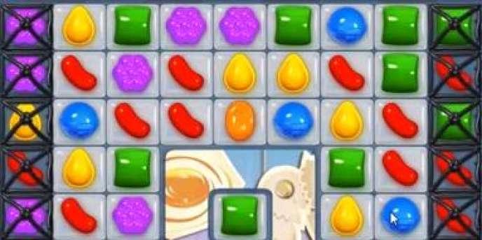 «Candy Crush Saga» représentait 97 des 144 millions de joueurs quotidiens de King Digital en février.