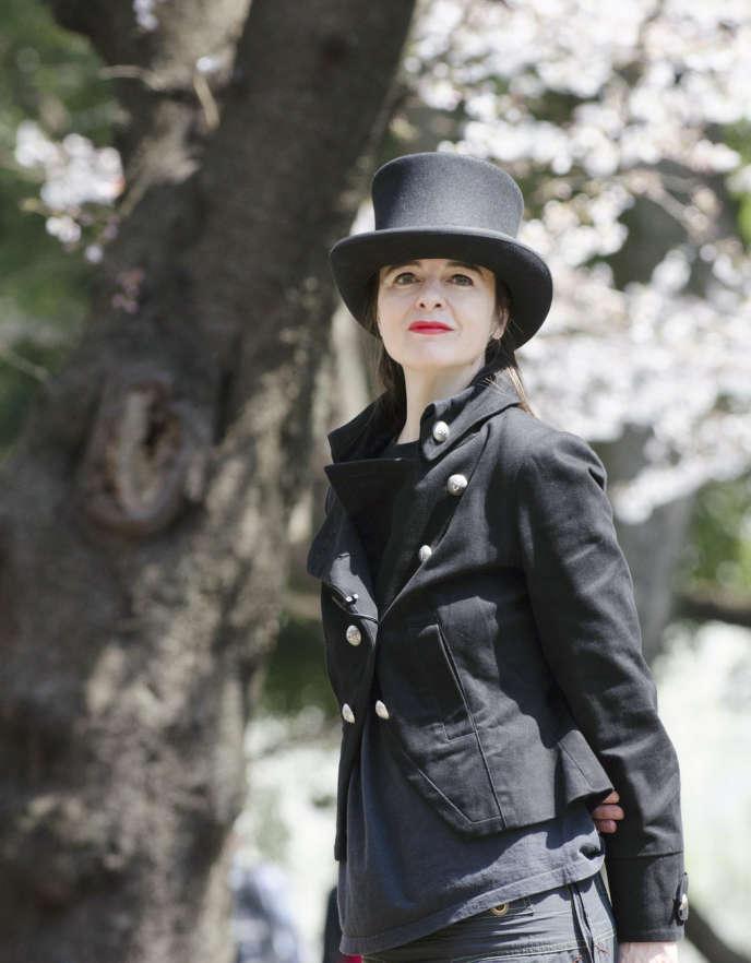 Amélie Nothomb revient sur les traces de son enfance, au Japon.