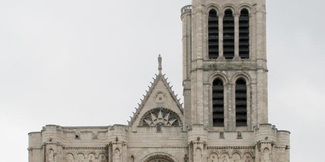 La basilique Saint-Denis aujourd'hui.