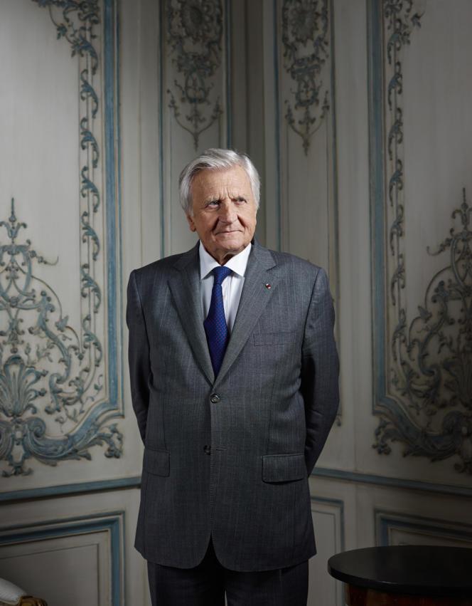 Jean-Claude Trichet, à Paris, le 11 septembre 2013.