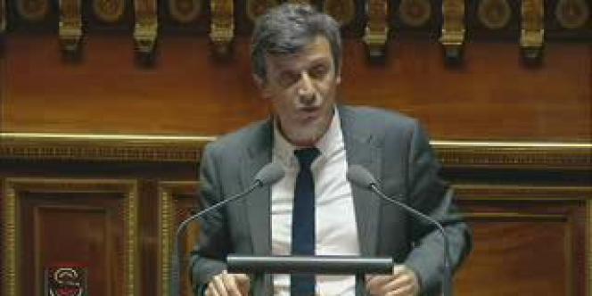 Le sénateur (PS) David Assouline.