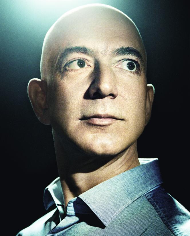 Jeff Bezos, nouveau propriétaire du