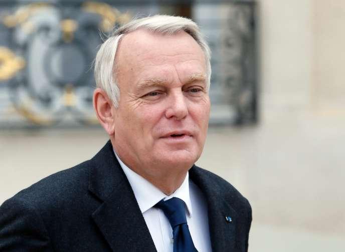 Jean-Marc Ayrault, le 11 septembre 2013, à Paris.