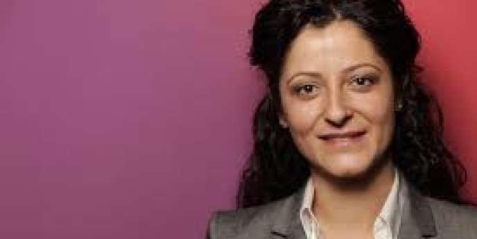 La candidate du SPD Cansel Kiziltepe.