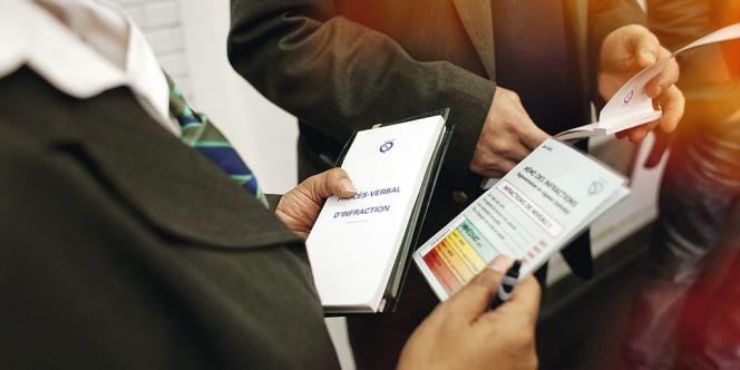 La fraude  représenterait un manque  à gagner de 100 millions d'euros chaque année pour  la RATP. -