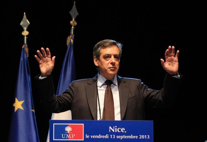 Vendredi 13 septembre, à Nice, François Fillon a confirmé publiquement sa position en cas de duel PS-FN au second tour.