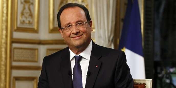 Lors d'une interview sur TF1, le 15 septembre, où il n'a pas fait d'annonce nouvelle, le chef de l'Etat a confirmé une