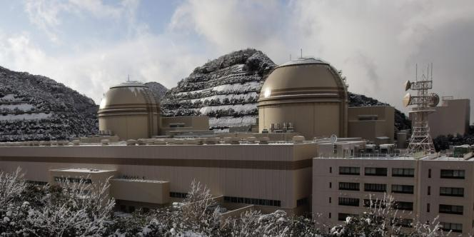Lundi 16 septembre, la compagnie d'électricité du Kansai (Kepco) finalisait l'arrêt du réacteur numéro 4 de sa centrale d'Ohi (centre du pays), ici en janvier 2012.