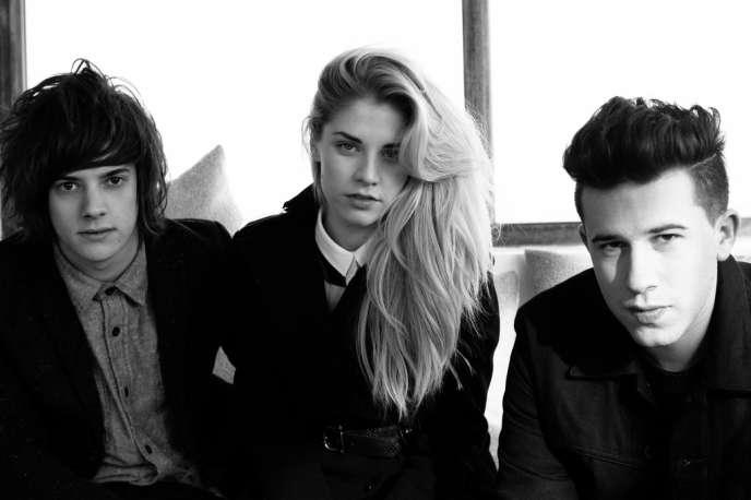 Le trio London Grammar.