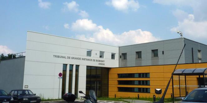 L'annexe du tribunal de Bobigny, près de Roissy, le 28 août.