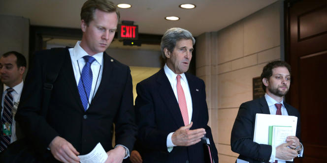 Des diplomates des cinq membres permanents du Conseil de sécurité – Etats-Unis, Russie, Chine, France et Grande-Bretagne – doivent poursuivre les débats, mercredi, sur un projet de résolution à l'ONU pour accompagner l'accord russo-américain sur la destruction des armes chimiques syriennes.