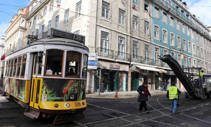 Lisbonne, capitale à la beauté résiliente.