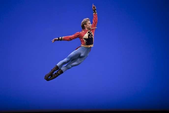 Le danseur Daniil Simkin est ce que certains appellent