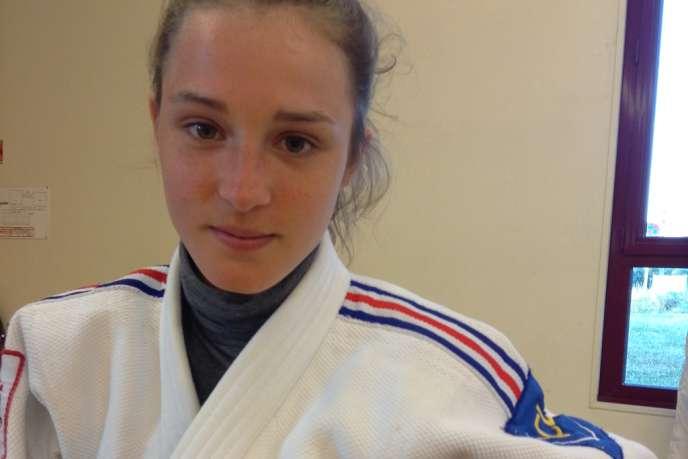 Cheyenne Mounier défend ses chances vendredi 20 septembre aux Europe à Sarajevo.