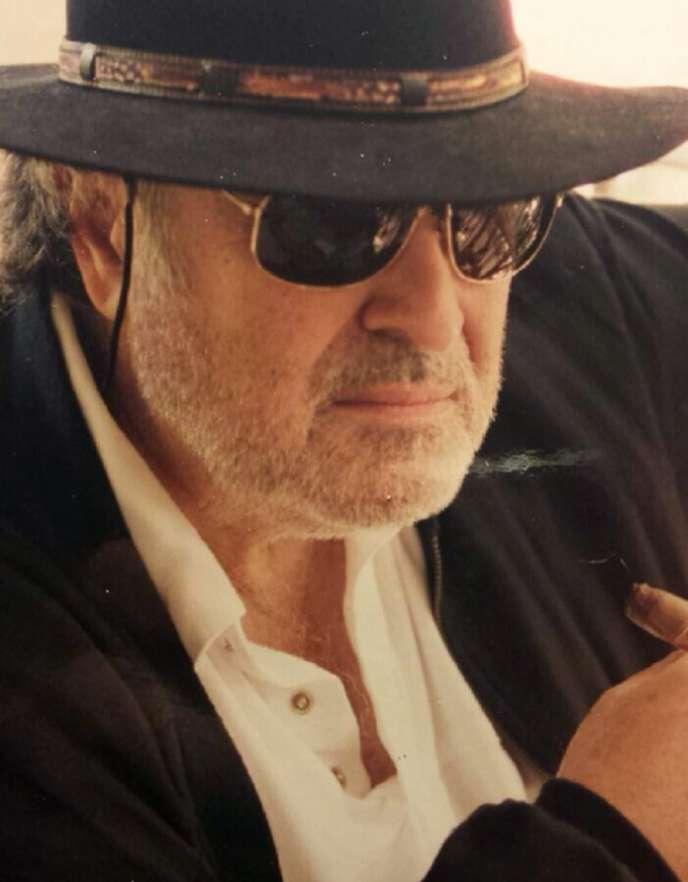 Le réalisateur américain Richard Sarafian.