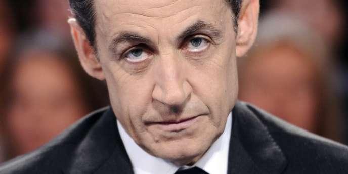 Nicolas Sarkozy, le 6 mars 2012.