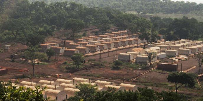 La mine de Simandou, en Guinée. En avril 2010, la société BSGR réalise une forte plus-value en revendant 51 % de sa filiale guinéenne au brésilien Vale, pour un montant de 2,5 milliards de dollars.