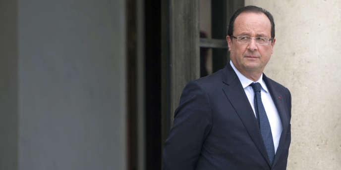 François Hollande, le 23 septembre.